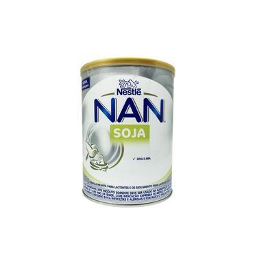 Nan Soja Fórmula Infantil Nestlé Lata 800g