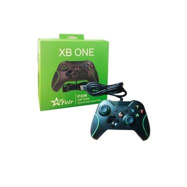 Controle Para Xbox One com fio Feir Fr-305o