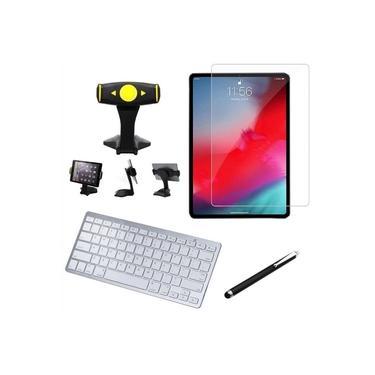 Kit Office Samsung Galaxy Tab A S Pen 8.0 P205/P200 Suporte +Teclado + Película +Caneta