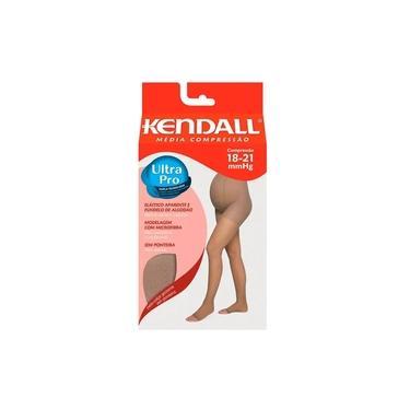 Meia-Calça Gestante Kendall Média Compressão(18-21 mmHg)- Mel
