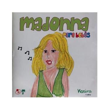 Imagem de Madonna Para Bebês - CD Infantil