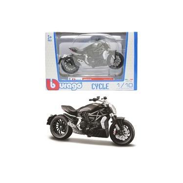 Imagem de Moto Ducati XDiavel S - Cycle - 1/18 - Bburago