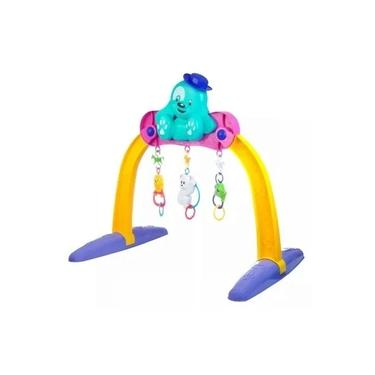 Imagem de Brinquedo Infantil Mobile Baby Gym Pet Ta Te Ti Calesita