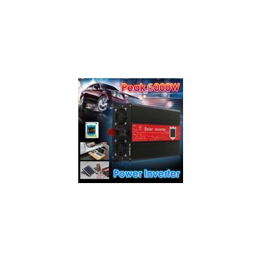 3000W - 6000W Inversor Solar dc 12V Para ac 220V-240V Conversor de Transformador de Tensão Inversor de Carro Senoidal Casa