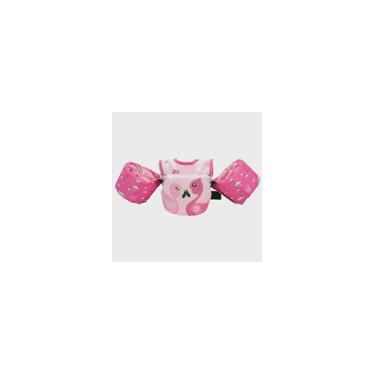 Imagem de Colete Salva Vidas Infantil Homologado Flamingo Boia Prolife
