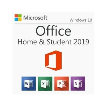 Microsoft Office 2019 Home And Student 32/64 Bits For Windows 10 - Download