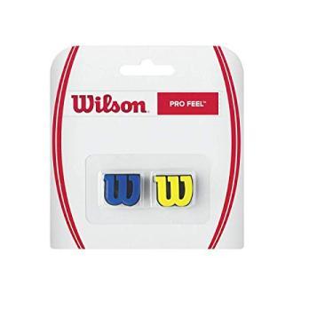 Wilson Amortecedor de vibração Pro Feel (azul/amarelo)