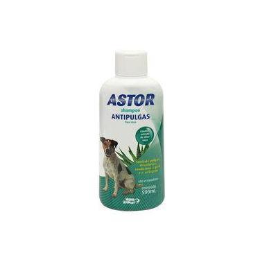 Shampoo Antipulgas Astor Mundo Animal Para Cães