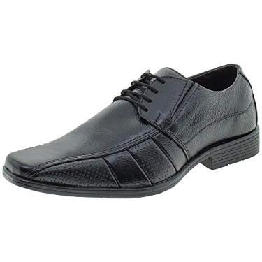 Sapato Masculino Social Parthenon - RMO4004 PRETO 01