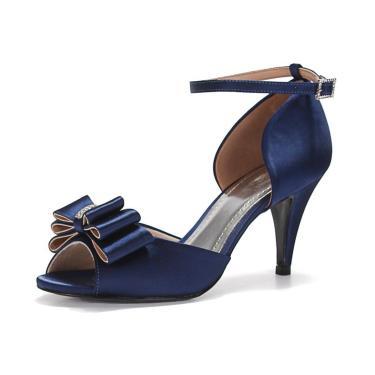 Sandália Spaço Criativo 300/548 Azul Marinho  feminino
