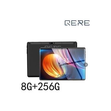 """Imagem de Tablet QERE QR12 10.1"""" Android 9.0 8GB RAM 256GB Memória Preto"""