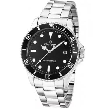 15a03d4fd5d Relógio de Pulso Social Aço Cia Dos Relógios