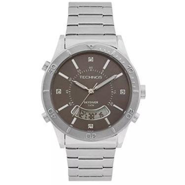 Relógio de Pulso Feminino Technos Aço   Joalheria   Comparar preço ... 5d9e6a1615