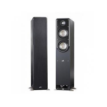 Polk Audio Signature S50 - Par de caixas acústicas Torre 150w 8 Ohms Preto