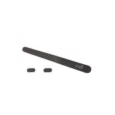 Protetor De Quadro Shimano Pro Carbon 3 Peças Corrente Mtb Xc - Kit