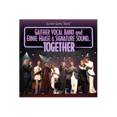 CD Gaither Gospel Series - Together