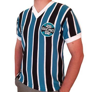 Camisa Grêmio Retrô Libertadores 1983 Oficial Tamanho:M