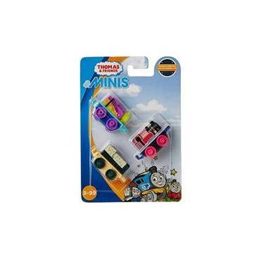 Imagem de Thomas & Friends - Mini Locomotivas - Mattel