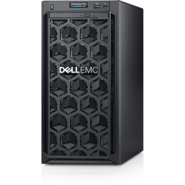 """Servidor Dell PowerEdge T140 poweredge-t140 pe_t140_13161_bcc_3 Intel® Xeon® E-2224 3.4GHz, 8M cache, 4C/4T, turbo (71W) 8GB UDIMM DDR4 de 2666 MT/s 1TB SATA cabeado, 6 Gbps, 7200 RPM e 3,5"""""""
