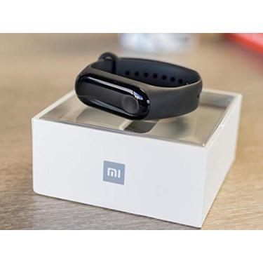 Smartwatch Xiaomi Mi Band 3 a Prova d'Água OLEDTouch Preto