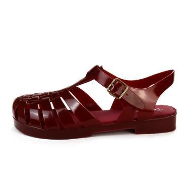 Imagem de Sandália Modelo Aranha Conforto Rebento Vermelho  feminino