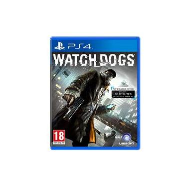 Game Watch Dogs (PS4)