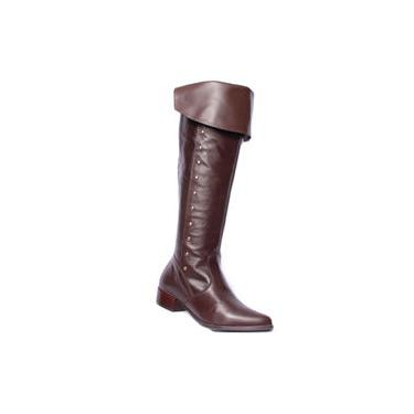 Bota Feminina Over The Knee Ana Laura 17305