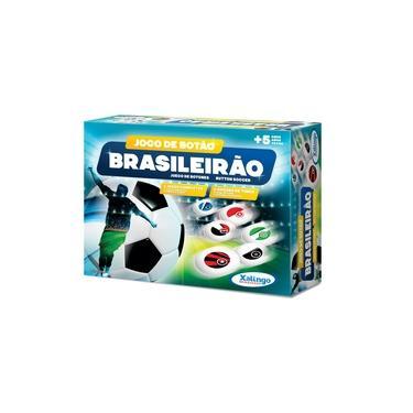 Imagem de Jogo De Botões Brasileirão Xalingo Brinquedos