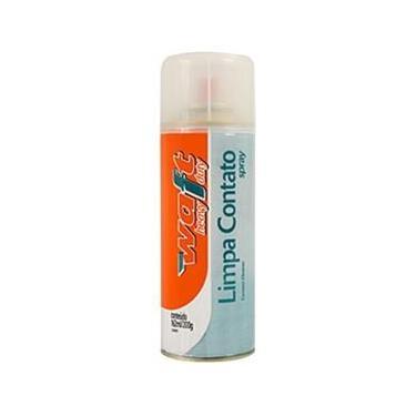 Limpa Contato Spray Inflamável 220ml 130g - Waft