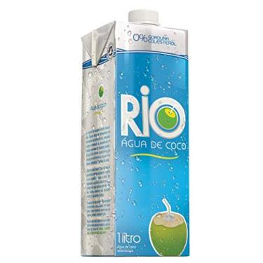 Água de Coco, Rio, Sabor Coco, 1L
