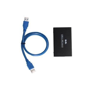 Preto USB3.0 Placa de Captura de HDMI Captura Card Game Live Live Placa de Captura de Video Box