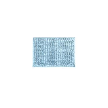 Imagem de Tapete para Banheiro Corttex Home Design Dallas Azul