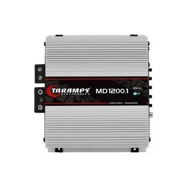 Modulo Taramps 1200 Rms Md-1200.1 Mono Digital 1 Canal