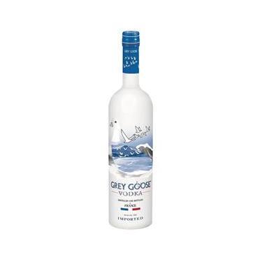 Imagem de Vodka Francesa GREY GOOSE Garrafa 750ml