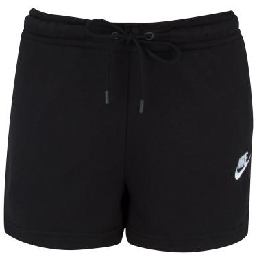 Shorts Nike Feminino Essential FT Nike Feminino