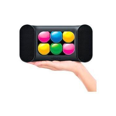 Caixa de Som Bluetooth Isound Iglowsound Mini Preta