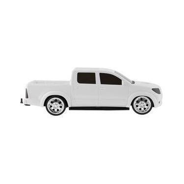Imagem de Carrinho Infantil Pick-Up Vision Hilux Toyota - Roma Brinquedos