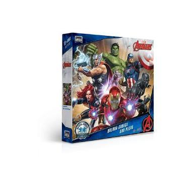 Imagem de Puzzle Vingadores 500 Peças 2745 - Toyster