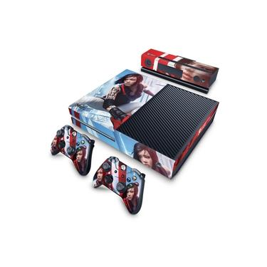 Skin Adesivo para Xbox One Fat - Mirror'S Edge Catalyst