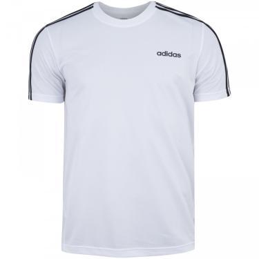 Camiseta adidas D2M 3S Tee - Masculina adidas Masculino