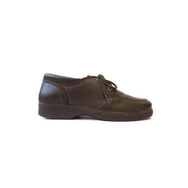 Sapato Angra C/ CADARÇO 181030  - Firezzi - Cacau