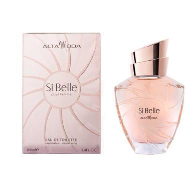 Imagem de Si Belle por Mulheres EDT - Eau de Toilette 100ML (3,4 onças) | Perfumaria Arabian | Fragrance jovem, com notas de pêra, groselha preta, jasmim, e Iris | Essencial todos os dias | pela Alta Moda Perfumes