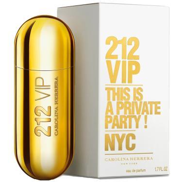e1f2f1b9af9 Perfume 212 Vip 80ml Edp Feminino Carolina Herrera
