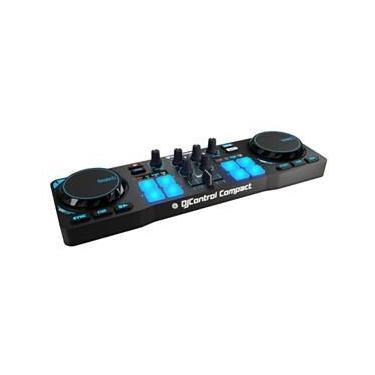 Controladora Dj Hercules - Dj Control Compact - 4780843