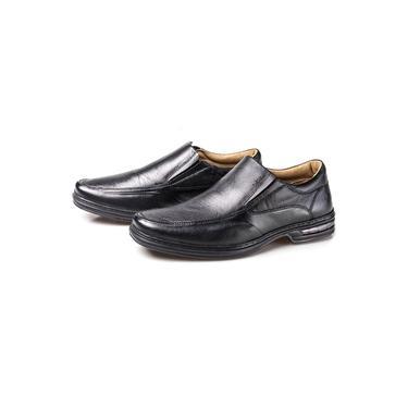 Sapato Social Comfort Rafarillo Masculino Com Amortecedor Anti Impacto