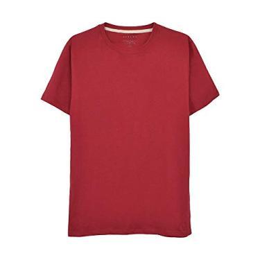 Camiseta Aveloz Básica Vermelho-XG