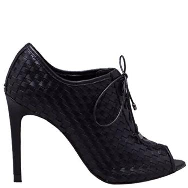 Ankle Boot Feminina Capodarte Soft Work