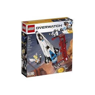 Lego 75975 Overwatch - Ponto de Vigia Gibraltar ¿ 730 peças