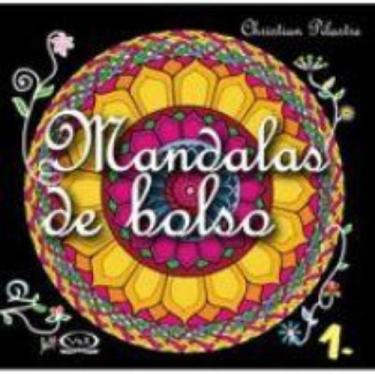 Mandalas de Bolso - Vol. 1 - Vergara Brasil - 9788576831334