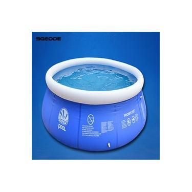 NOVO Verão Esportes Aquáticos Bebê Crianças Piscina Inflável PVC Portátil Swim Family Play Pool Crianças Banheira Crianças brinquedo